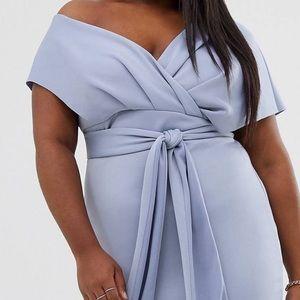 ASOS Curve dress